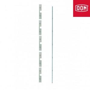 Listwa antywyważeniowa bez kołków 20x2300 biały