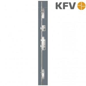 Zamek wielopunktowy KFV 72/55 bęb 16x2170 2 wkładkowy
