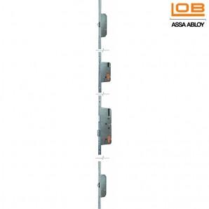 Zamek wielopunktowy ZDL 72/55 bęb 20x2300