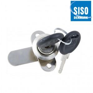 Zamek meblowy SISO X 5250 chrom