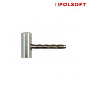Górna część zawiasu POLSOFT 15 M7 nikiel