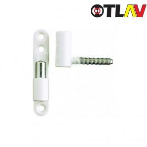 Zawias OTLAV P09 130 biały plastyfikowany