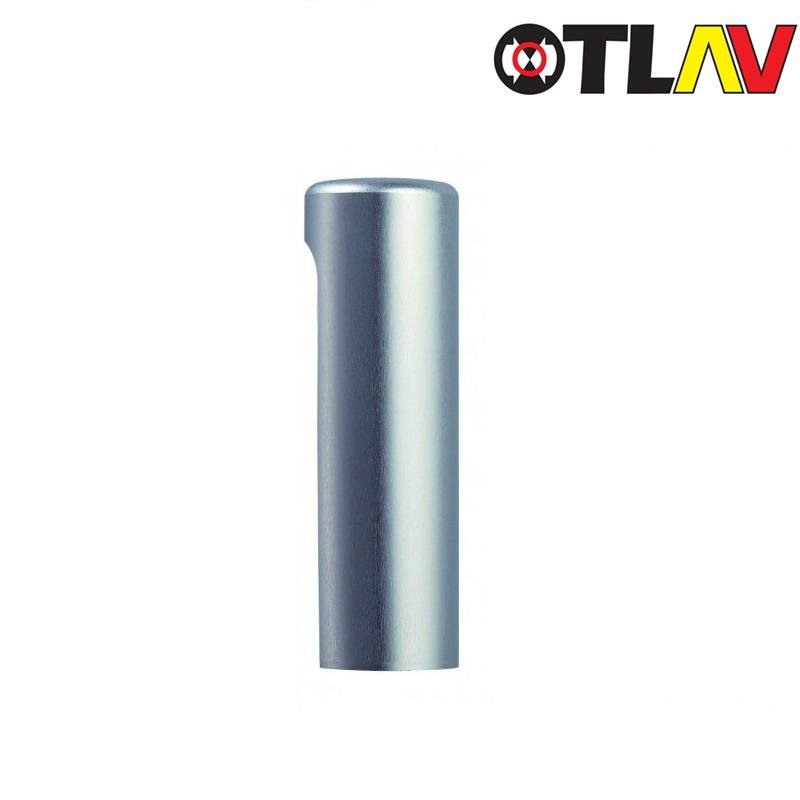 Osłonka aluminiowa dolna URSUS 18 chrom matowy