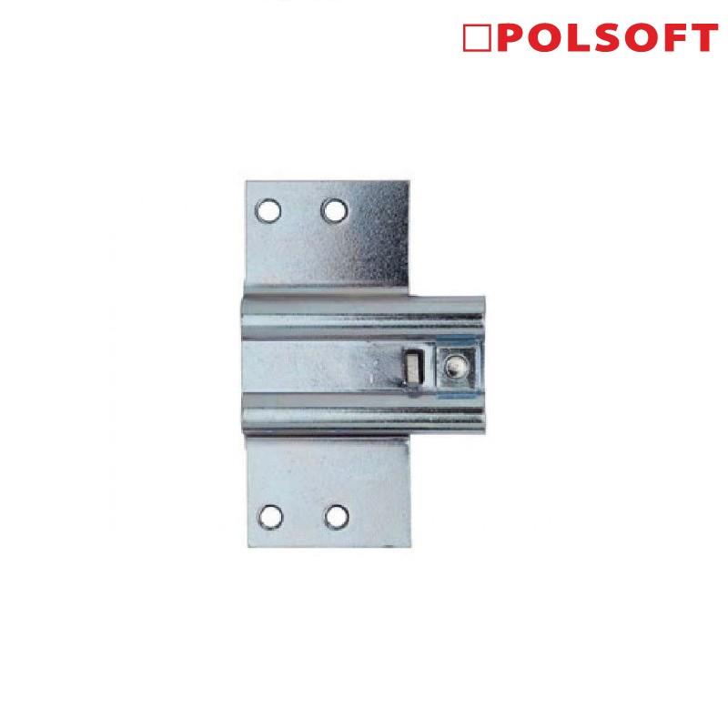 Obejma zawiasy metalowa POLSOFT średnic 8,8 do M7
