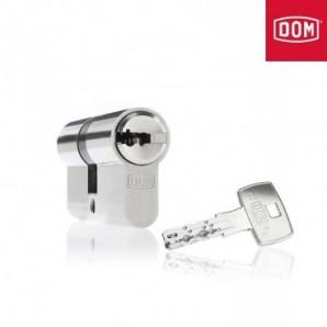 Wkładka DOM IX6SR 50/50mm nikiel