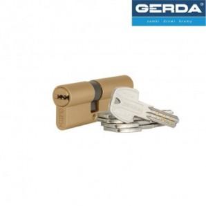 Wkładka GERDA PRO SYSTEM 35/45.mosiądz
