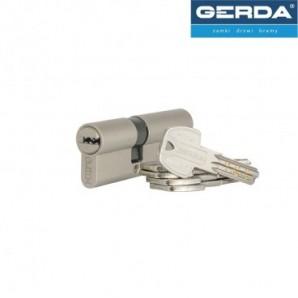 Wkładka GERDA PRO SYSTEM 35/35.nikiel satyna