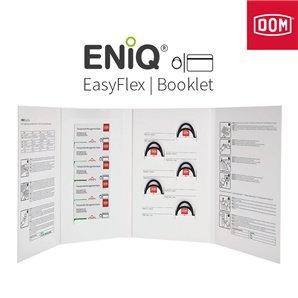 Zestaw kart i transponderów DOM ENiQ® EasyFlex booklet