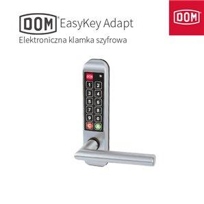 Klamka elektroniczna DOM EASYKEY Adapt