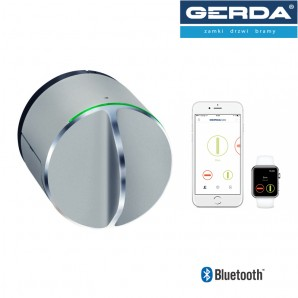 Wkładka elektroniczna GERDALOCK V3 z napędem Bluetooth