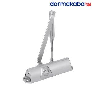Samozamykacz DORMA TS 68 (EN 3-4) z ramieniem srebrny