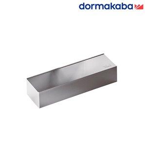 Samozamykacz DORMA TS 72 (EN 2-4) bez ramienia srebrny
