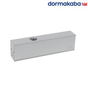 Samozamykacz DORMA TS 73 (EN 2-4) bez ramienia srebrny