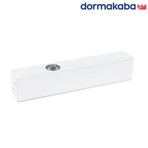 Samozamykacz DORMA TS 83 (EN 2-6) bez ramienia biały