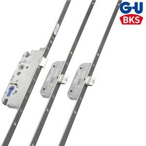 Zamek wielopunktowy GU SECURY AUTOMATIC MR2 72/55 bęb 20x2285 1 wkładkowy c.b.