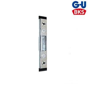 Zaczep dodatkowy GU 20x136 z regulacją cynk biały
