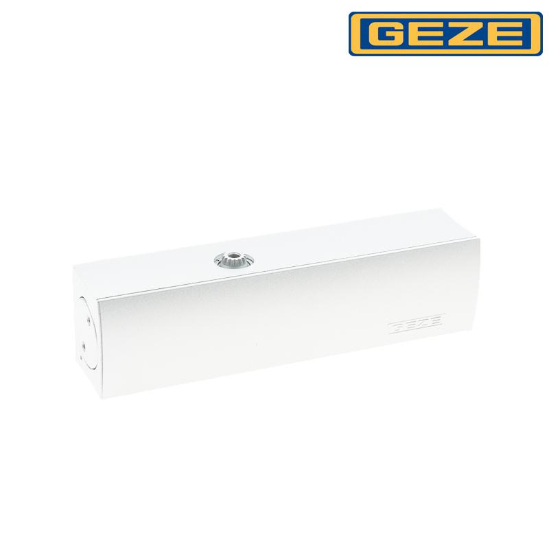 Samozamykacz GEZE TS 2000 VBC bez ramienia biały