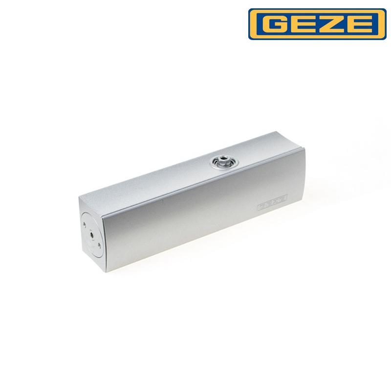 Samozamykacz GEZE TS 3000 bez szyny srebrny