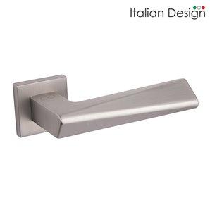 Klamka ITALIAN DESIGN DELTA satyna nikiel