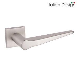 Klamka ITALIAN DESIGN GUSTO satyna nikiel