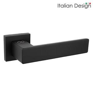 Klamka ITALIAN DESIGN IMPERIA czarna