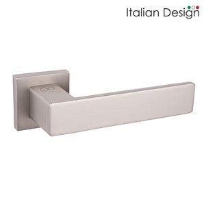 Klamka ITALIAN DESIGN IMPERIA satyna nikiel