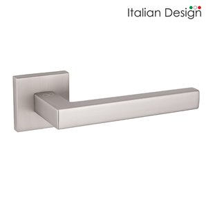 Klamka ITALIAN DESIGN STELLA satyna nikiel