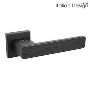 Klamka ITALIAN DESIGN VOLARE czarna