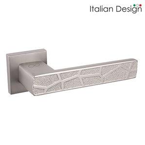 Klamka ITALIAN DESIGN VOLARE satyna nikiel