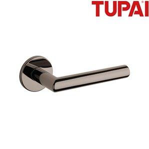 Klamka TUPAI 4002 R 5S 49 czarny nikiel