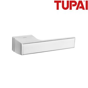 Klamka TUPAI 3099RT H 96 chrom szczotkowany