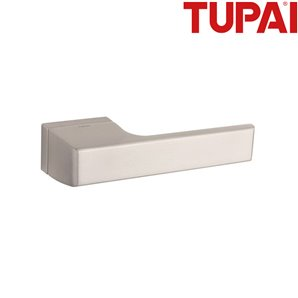Klamka TUPAI 3099RT H 142 nikiel szczotkowany