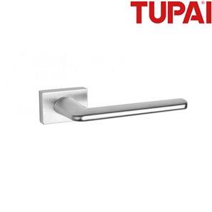 Klamka TUPAI 3098RT  96 chrom szczotkowany