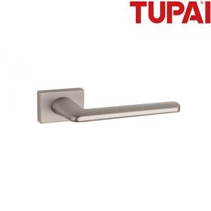 Klamka TUPAI 3098RT  142 nikiel szczotkowany