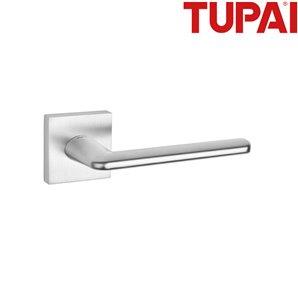 Klamka TUPAI 3098 Q  96 chrom szczotkowany