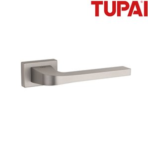 Klamka TUPAI 3097RT  142 nikiel szczotkowany
