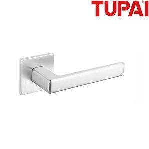 Klamka TUPAI 3095 Q 5S  96 chrom szczotkowany