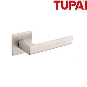 Klamka TUPAI 3095 Q 5S  142 nikiel szczotkowany