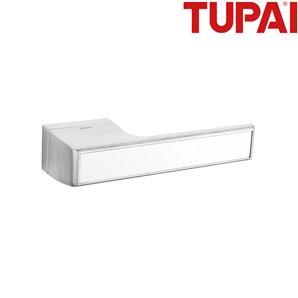 Klamka TUPAI 3089RT H 96 chrom szczotkowany