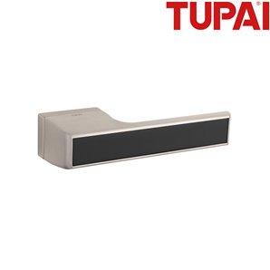 Klamka TUPAI 3089RT H 142 nikiel szczotkowany