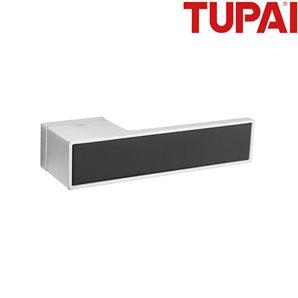 Klamka TUPAI 3084RT H 96 chrom szczotkowany