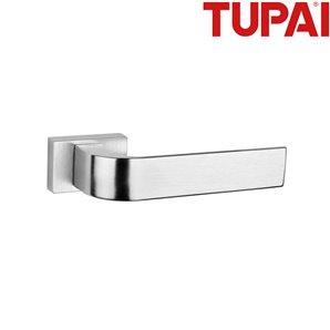 Klamka TUPAI 2732RT  96 chrom szczotkowany