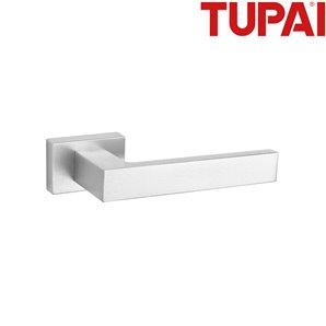 Klamka TUPAI 2275RT  96 chrom szczotkowany