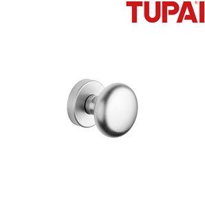 Gałka TUPAI 589 R 96 chrom szczotkowany