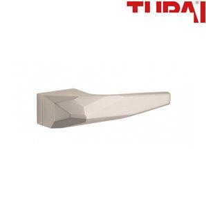 Klamka TUPAI ICEBERG 4003RT H 03 nikiel szczotkowany
