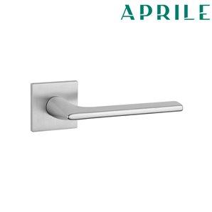 Klamka APRILE SALVIA Q 5S 96 chrom szczotkowany