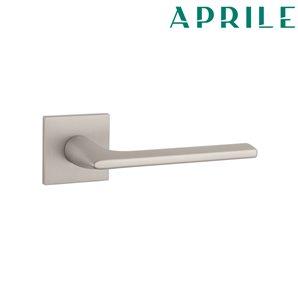 Klamka APRILE SALVIA Q 5S 142 nikiel szczotkowany