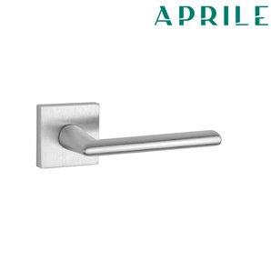 Klamka APRILE PRIMULA Q 96 chrom szczotkowany