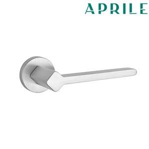 Klamka APRILE NINFEA R 96 chrom szczotkowany