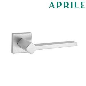Klamka APRILE NINFEA Q 96 chrom szczotkowany